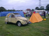 Yes I know  its a 2CV